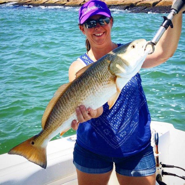Galveston Jetty Fishing