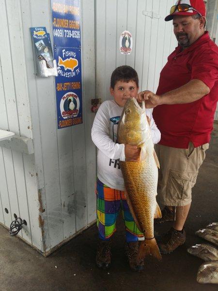 Galveston Red Fish