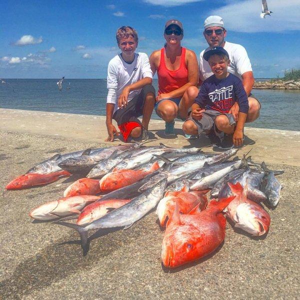 Galveston Fishing Report