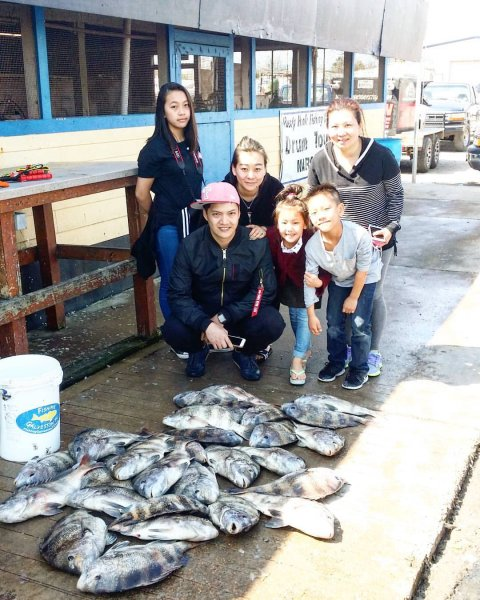 Fishing Charters Galveston