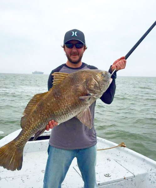 Galveston Spring Break Fishing