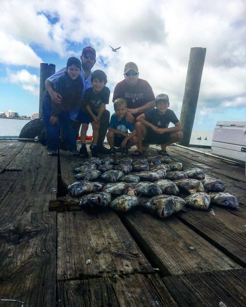 Galveston Family Fishing