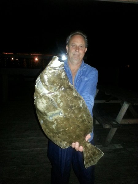 Galveston Flounder Gigging Guides