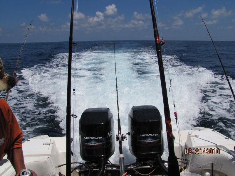 multi-boat Galveston fishing charters