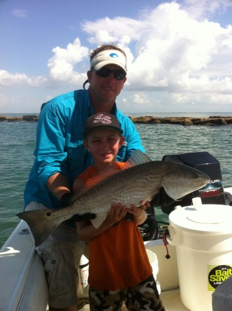 Galveston Fishing Charters - Redfish