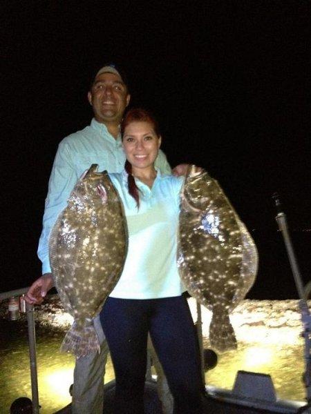 Galveston Flounder