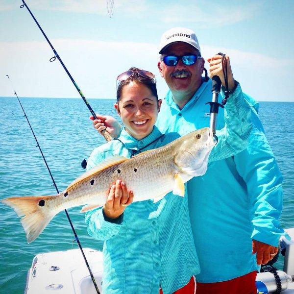 Galveston Fishing Reports