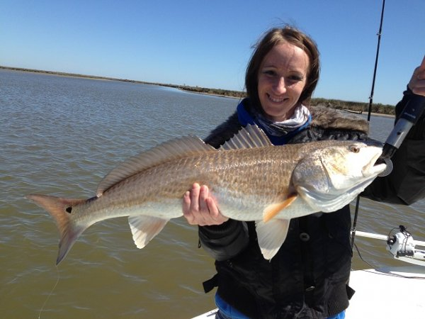 redfish guides galveston