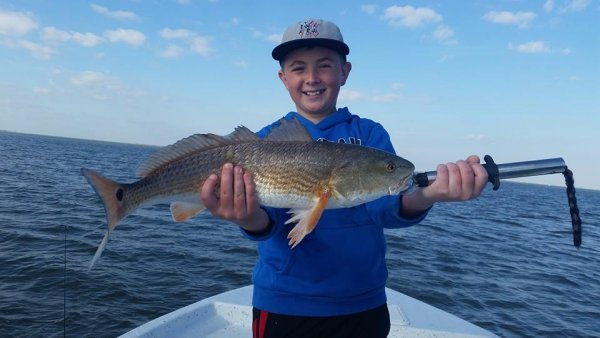 Galveston Kids Fishing Guides