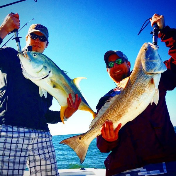 fishing guides Galveston Bay