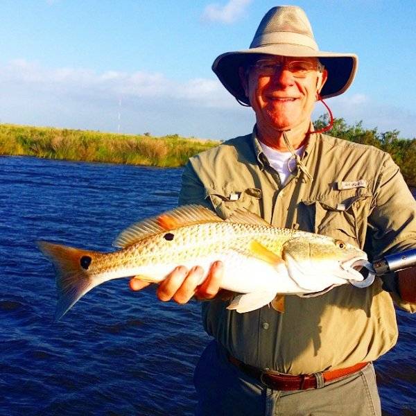 Galveston Bay redfish guides