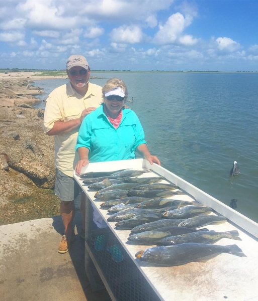 Galveston Fishin Charter Reviews