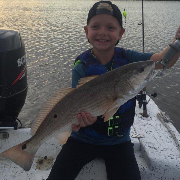 Family Fishing Galveston