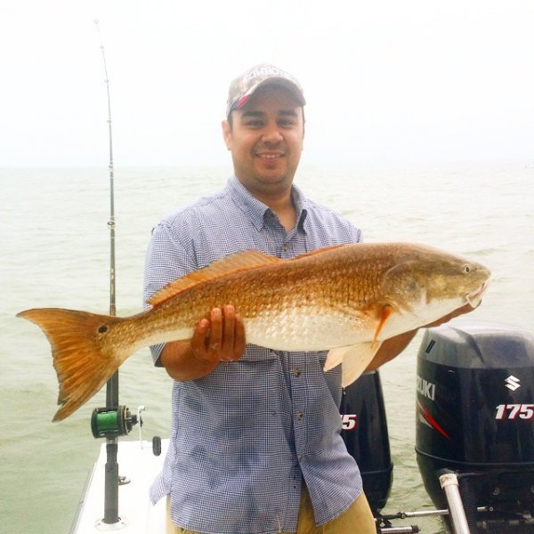 Galveston Redfish Charters