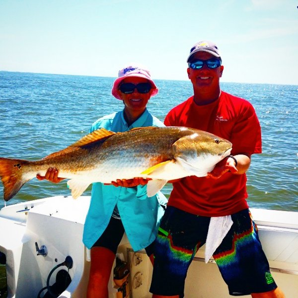 Galveston Redfish Guides
