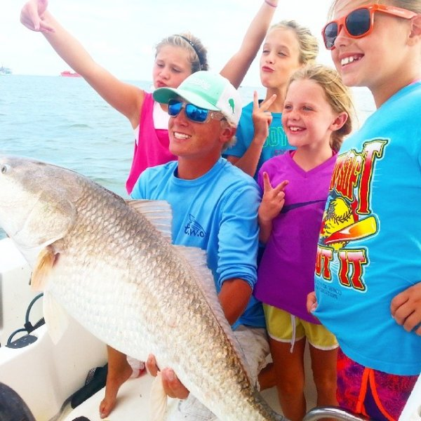 Kid Friendly Fishing Charters