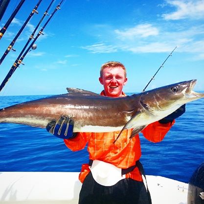 Galveston Offshore Fishing