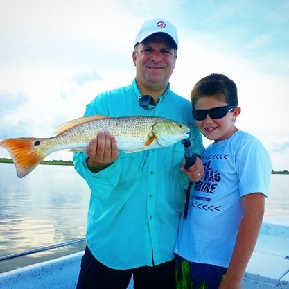 Galveston Bay Kid Friendly Fishing