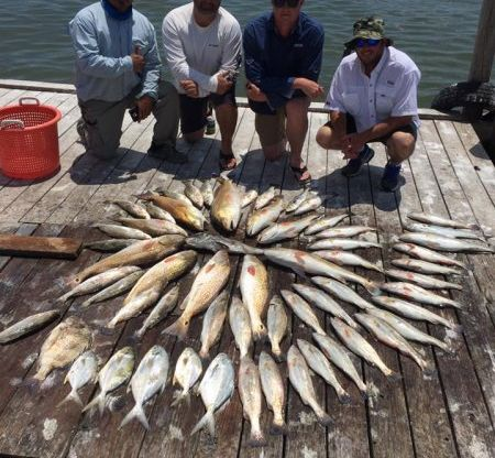 Galveston Fishing Reports – Family Fun & Corporate Entertainment