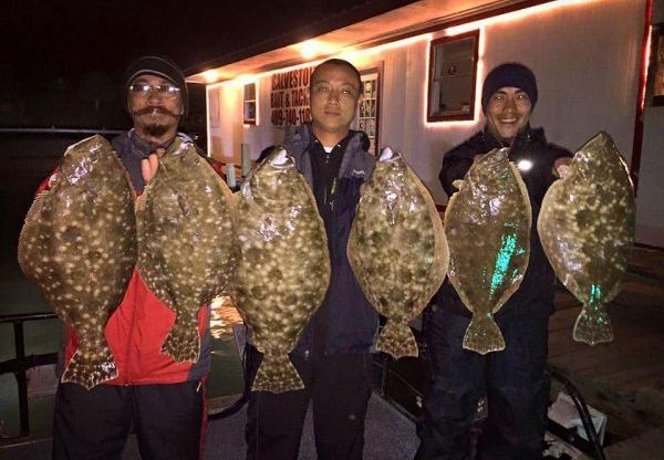 Galveston Fishing Reports – December Fun
