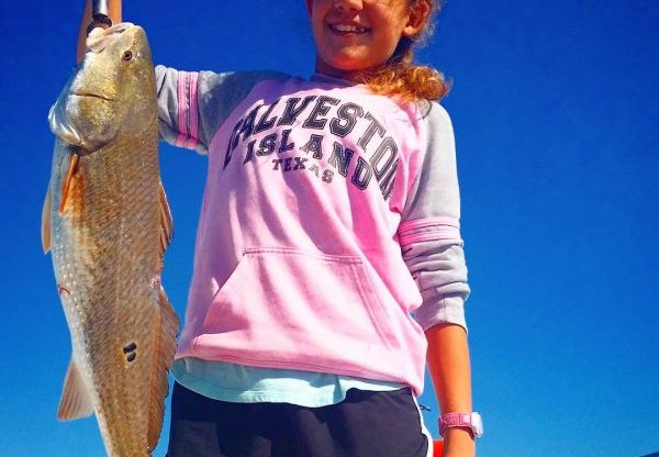 Galveston Fall Fishing Report – Redfish & Flounder Time