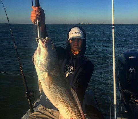 Galveston Fishing Report – Fall Fishing Fun