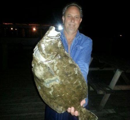 Get Ready For a Stellar Flounder Run in Galveston