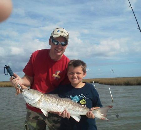 Galveston Fishing Reports – November Outlook
