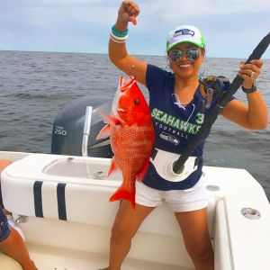 how to catch red snapper in texas