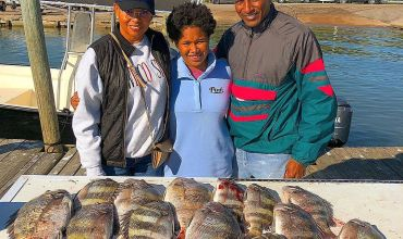 Galveston Fishing Reports – Weather Patterns, Migrations, and Adapting – Fish Talk… we must listen