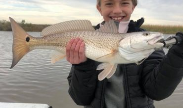 Fall Fishing & Lodging Blowout Special!