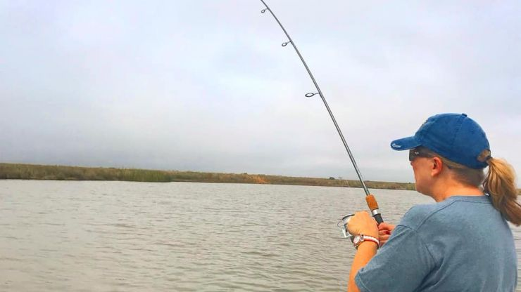 Galveston Fishing Reports – February Windows of Opportunity