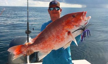 Texas Red Snapper Season 2019