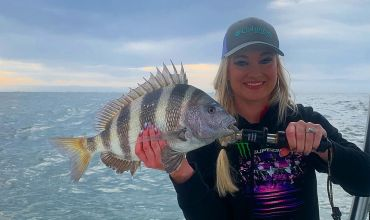 Galveston Fishing Report – Amazing Spring Fishing & Summer Outlook