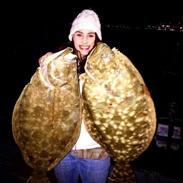 Galveston Flounder Gigging