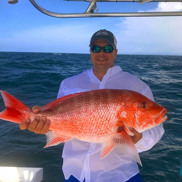 Galveston Red Snapper Charters