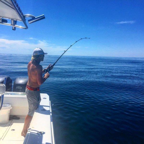 Galveston Deep Sea Fishing