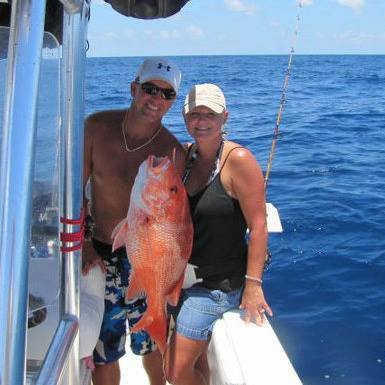 Galveston Red Snapper Fishing Charters 2017 Season