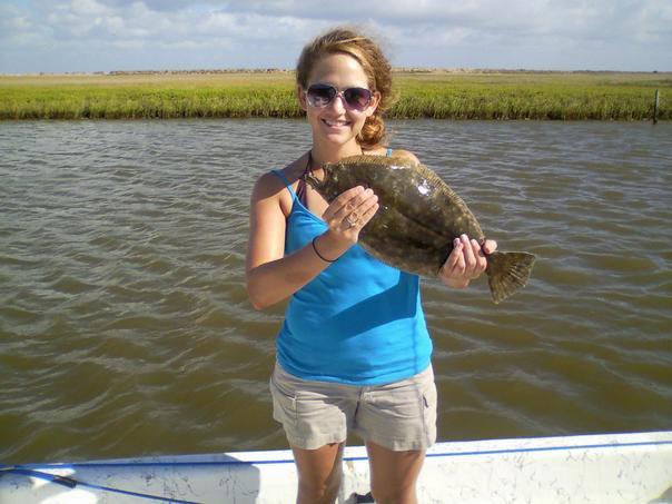 Galveston Bayou Fishing