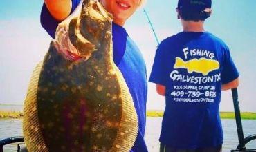 Galveston Summer Fishing Camps for Kids – 2020