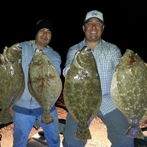 Giant Galveston Flounder