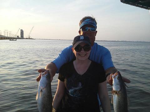 Galveston Spring Fishing