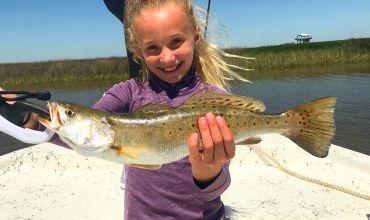 Galveston Fishing Report – March Fishing on the Upper Texas Coast