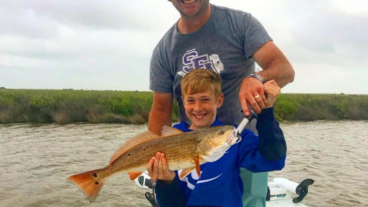 Galveston Fishing Report – Spring Time Fishing