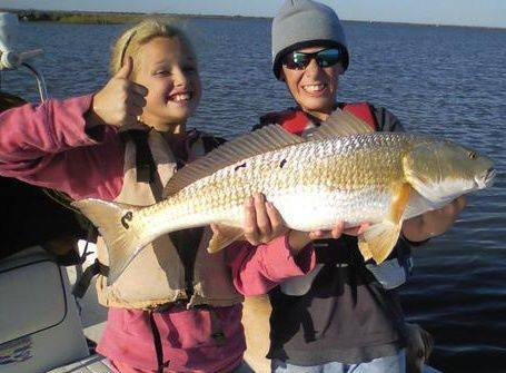 Seasons of Change & Fall Fishing the Upper Texas Gulf Coast
