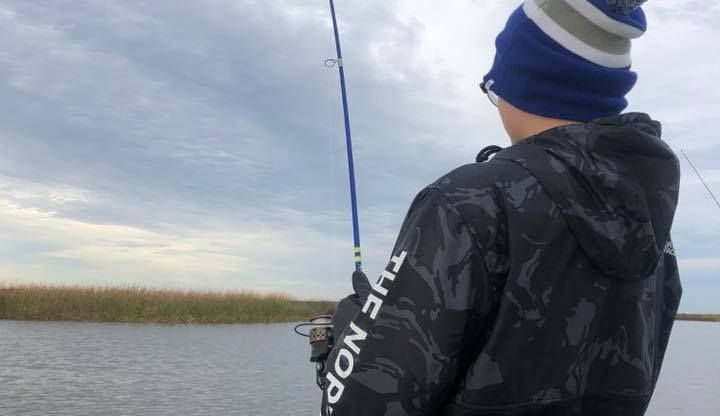 Galveston Fishing Report – Winter Time Fishing on the Upper Texas Gulf Coast – Windows of Opportunity