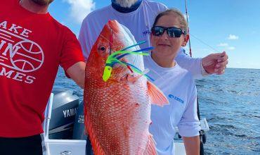 Galveston Fishing Report – Summer Time Fun