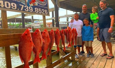 Galveston Fishing Report – Epic Summertime Fishing on the Upper Texas Gulf Coast