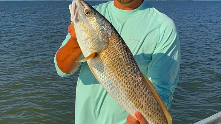 Galveston Fishing Reports – September Red Fish Smackdown