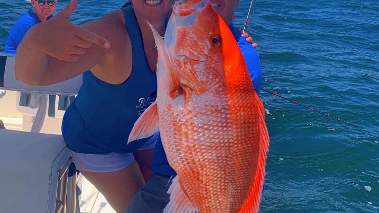 2021 Red Snapper Season in Texas – 63 Days Charter For Hire